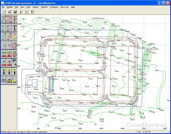 Earthworks Excavation Software By Tally Systems Product