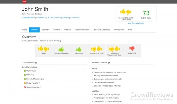Infor Talent Science Product Info : Infor Talent Science ...