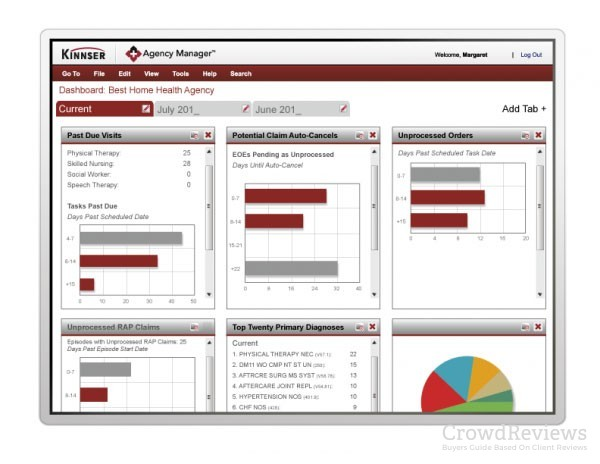 kinnser agency manager product info kinnser agency manager screenshots kinnser agency manager features